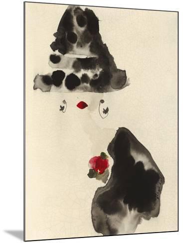 A Glamourous Hat-Bridget Davies-Mounted Giclee Print