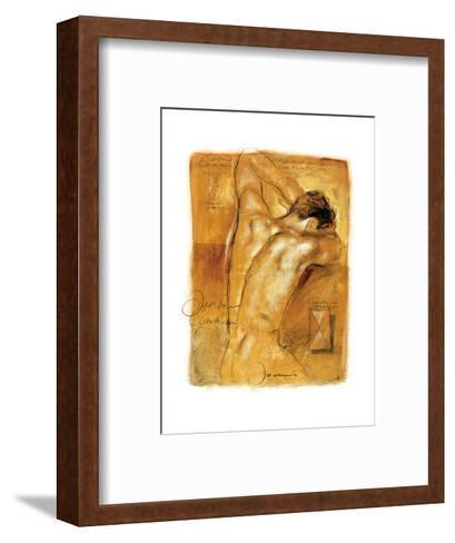 A Man's Desire-Joani-Framed Art Print