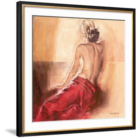 A New Morning-Talantbek Chekirov-Framed Art Print