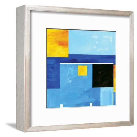 Bauhaus Plan V1-Carmine Thorner-Framed Art Print