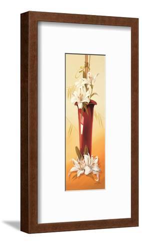 Asia Arrangement-Gerard Beauvoir-Framed Art Print