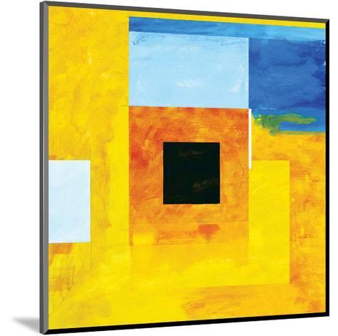 Bauhaus Plan V3-Carmine Thorner-Mounted Art Print