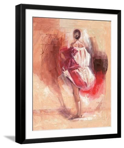 Artist's Love-Talantbek Chekirov-Framed Art Print