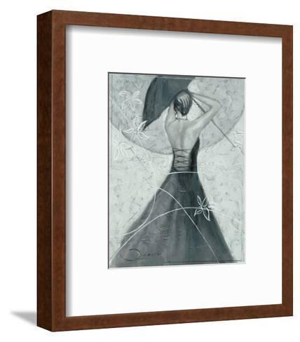 Beautiful Back-Joani-Framed Art Print