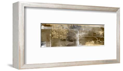City of Gold-Lucy Cloud-Framed Art Print