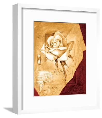 Charming-Joadoor-Framed Art Print