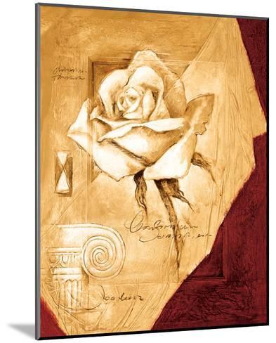 Charming-Joadoor-Mounted Art Print