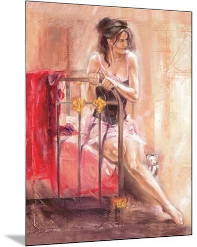 Dainty Moments-Talantbek Chekirov-Mounted Premium Giclee Print