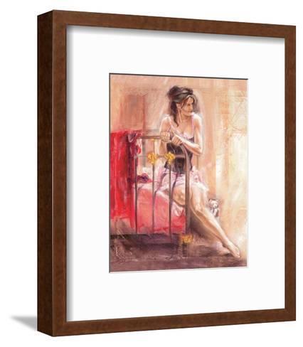 Dainty Moments-Talantbek Chekirov-Framed Art Print