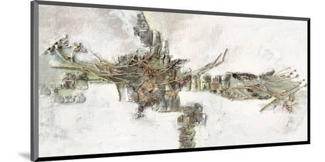 Crocodile-Renate Holzner-Mounted Art Print