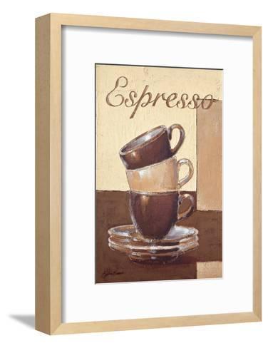 Espresso-Bjoern Baar-Framed Art Print