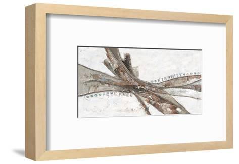 Feel Free - Eternity-Renate Holzner-Framed Art Print