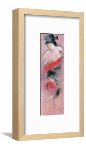Jitsuko-Joadoor-Framed Art Print