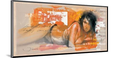 Joanne-Joani-Mounted Art Print