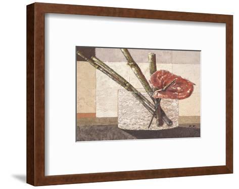 La Beaute Passagere-Karsten Kirchner-Framed Art Print