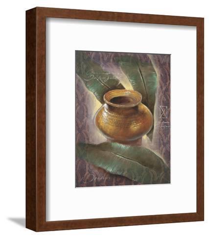 Lost Amphora-Joadoor-Framed Art Print