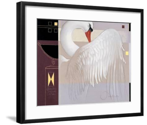 Majestic-Joadoor-Framed Art Print