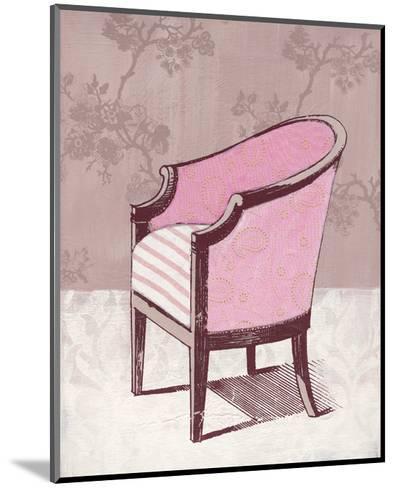 Madame Annabelle-Anna Flores-Mounted Art Print