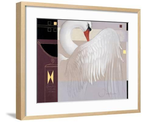 Majestic-Joadoor-Framed Art Print