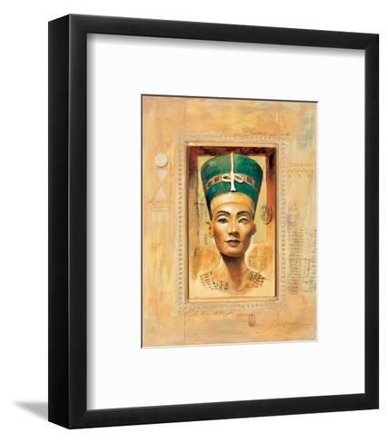 Nofretete-Joadoor-Framed Art Print
