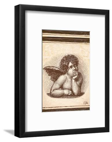 Raffaello Amore Angel-Rene Stein-Framed Art Print