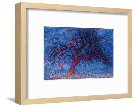 Piet Mondrian Red Tree 1908--Framed Art Print