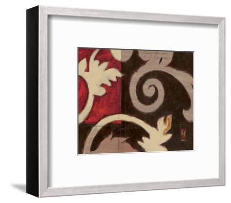 Ornament Figures-Joadoor-Framed Art Print