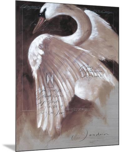 Rising to the Challenge-Joadoor-Mounted Premium Giclee Print