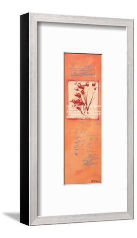 Rose Bottles-Anna Flores-Framed Art Print