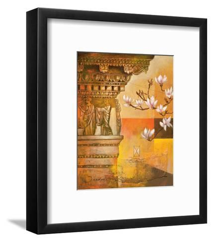 Roman Hymn-Joadoor-Framed Art Print