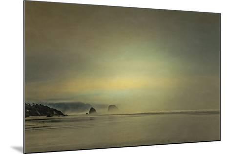 Schwartz - Gentle Coastal Sunrise-Don Schwartz-Mounted Art Print
