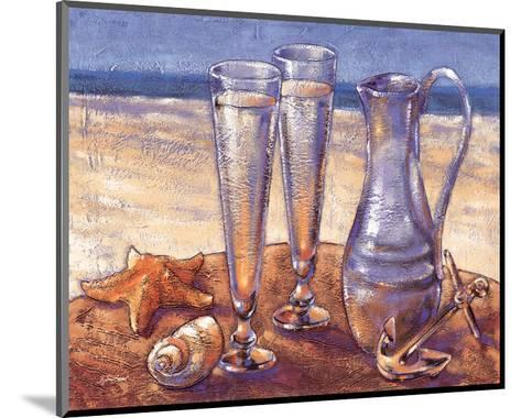 Sand Sun Sea-Bjoern Baar-Mounted Art Print
