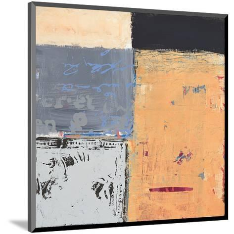 Squares & Rectangles-Anna Flores-Mounted Art Print