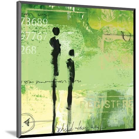 Steps into the Green III-Lucy Cloud-Mounted Art Print