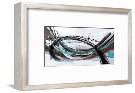 Storm-Lucy Cloud-Framed Art Print