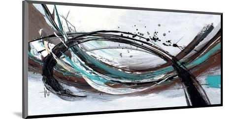 Storm-Lucy Cloud-Mounted Art Print