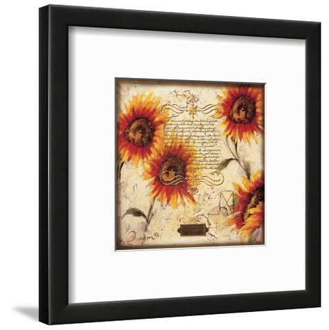 Sun Turn-Joadoor-Framed Art Print