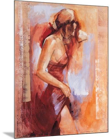 Tamara-Talantbek Chekirov-Mounted Art Print