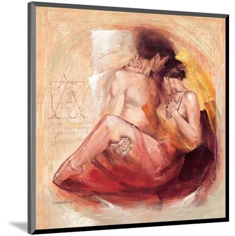 Tender Passion-Talantbek Chekirov-Mounted Art Print