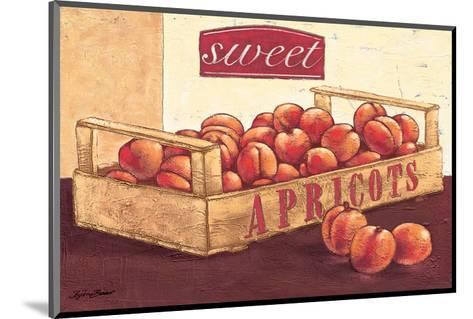 Sweet Apricots-Bjoern Baar-Mounted Art Print