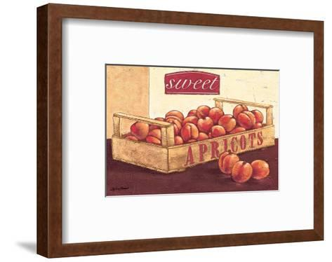 Sweet Apricots-Bjoern Baar-Framed Art Print