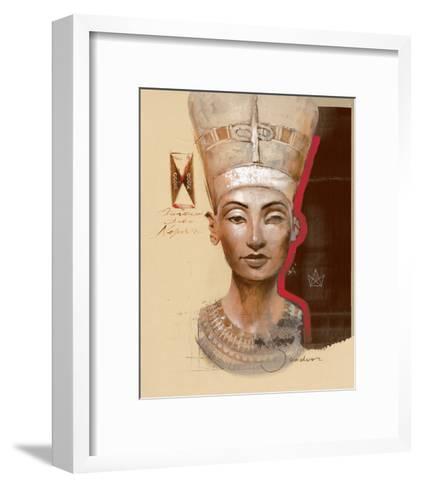 the Beautiful One-Joadoor-Framed Art Print