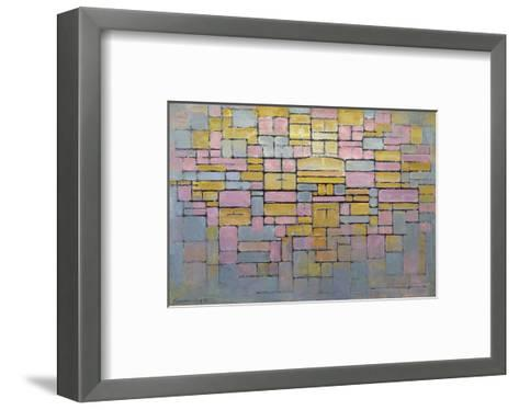 Tableau No. 2-Piet Mondrian-Framed Art Print