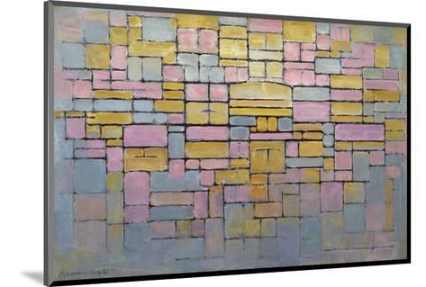 Tableau No. 2-Piet Mondrian-Mounted Art Print