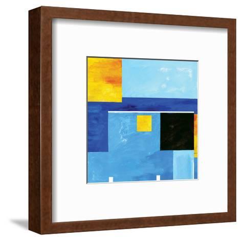 Thorner - Bauhaus Plan V1-Carmine Thorner-Framed Art Print