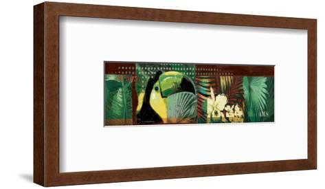 Tropical Lounge-Joadoor-Framed Art Print