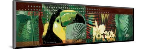 Tropical Lounge-Joadoor-Mounted Art Print