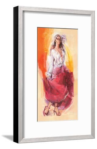 Vivacity-Talantbek Chekirov-Framed Art Print