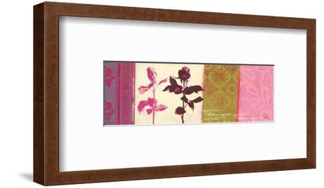 Two Roses-Anna Flores-Framed Art Print