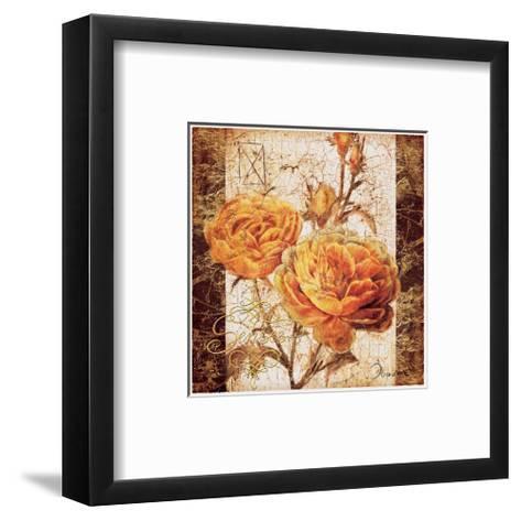Yellow Senses-Joadoor-Framed Art Print